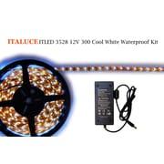 Italuce ITLED Waterproof LEDs Kit; Cool White