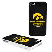 Forever Collectibles NCAA Hard iPhone Case; Iowa
