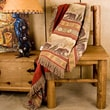 HiEnd Accents Bear Reversible Polyester Throw