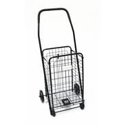 Trimmer Small Shopping / Grocery Cart; Black