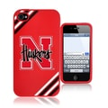 Forever Collectibles NCAA Soft iPhone Case; Nebraska