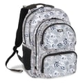 J World Astro Multi Pocket Laptop Backpack; White