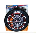 ZipBin Hot Wheels Wheelie with Car Toy Box