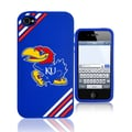 Forever Collectibles NCAA Soft iPhone Case; Kansas