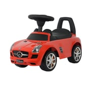 Best Ride On Cars Mercedes SLS Push Car; Red