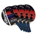 Killerspin Jet Table Tennis Racket (Set of 4)
