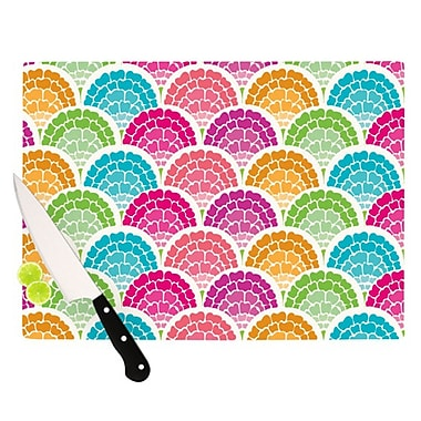 KESS InHouse Rina Cutting Board; 11.5'' H x 15.75'' W x 0.25'' D