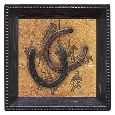 Thirstystone Horseshoe Ambiance Coaster Set (Set of 4)