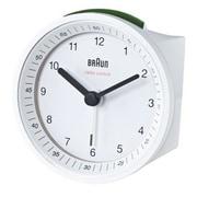 Braun Alarm Clock; White