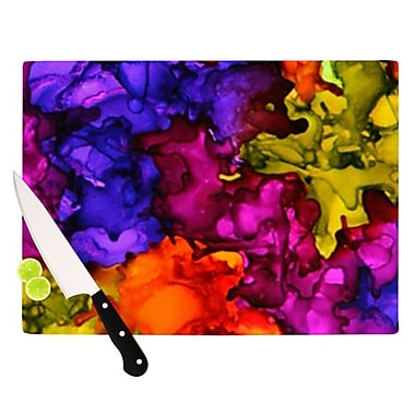 KESS InHouse Chica Cutting Board; 11.5'' H x 15.75'' W x 0.15'' D