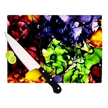 KESS InHouse Teachers Pet Cutting Board; 11.5'' H x 8.25'' W x 0.25'' D