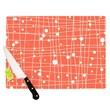 KESS InHouse Woven Web I Cutting Board; 11.5'' H x 15.75'' W x 0.15'' D