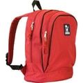 Wildkin Solid Colors  Sidekick Backpack; Red