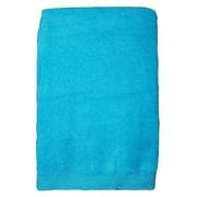 Kaufman Sales Velour Beach Towel; Turquoise