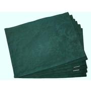 Textiles Plus Inc. Scroll Leaf Placemat (Set of 6)