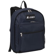 Everest Classic Backpack; Navy / Black