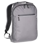 Everest Slim Laptop Backpack; Dark Gray