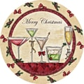 Thirstystone Merry Christmas Occasions Coastersktails Occasions Coaster (Set of 4)