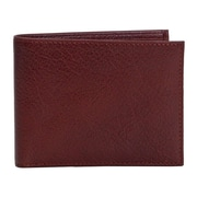 Dr. Koffer Fine Leather Accessories 5 Pocket ID Wallet; Venetian Cognac