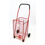 Trimmer Small Shopping / Grocery Cart; Red