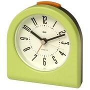 Bai Design Designer Pick-Me-Up Alarm Clock; Lime