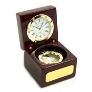 Bey-Berk Navigator Quartz Clock