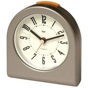 Bai Design Designer Pick-Me-Up Alarm Clock; Gunmetal