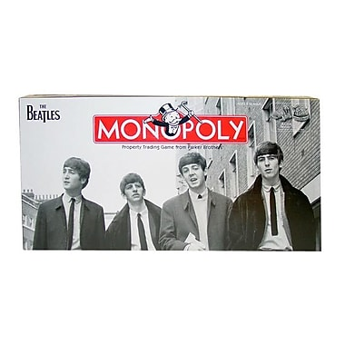 USAopoly The Beatles Collectors Edition Board Game