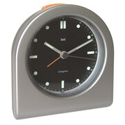Bai Design Logic Designer Alarm Clock; Time Master Black