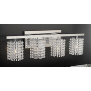PLC Lighting Rigga 4 Light Vanity Light