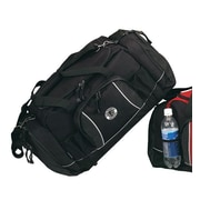 Preferred Nation 23'' Gym Duffel; Black