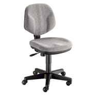 Alvin and Co. Backrest Classic Deluxe Task Chair; Gray
