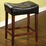 Hokku Designs Studio 25'' Bar Stool with Cushion (Set of 2)