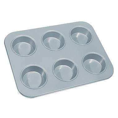Fox Run Craftsmen Non-Stick 6 Cup Large Muffin Pan