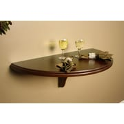 American Heritage Chicago Wall Table; Sierra