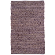 St. Croix Earth First Purple Area Rug; 5' x 8'