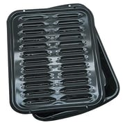 Range Kleen Porcelain Broiler Pan (Set of 2)