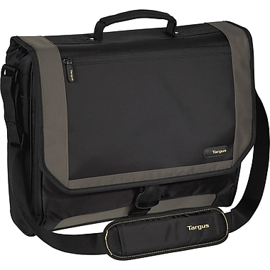 Targus CityGear Messenger Bag; Black