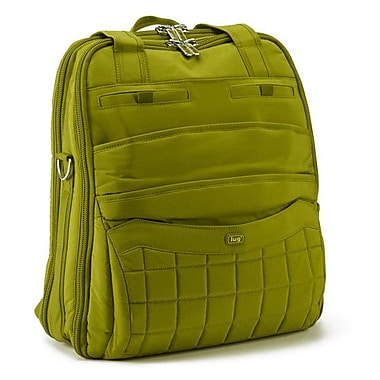 Lug Sprout Carry-All Backpack; Grass Green