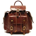 Floto Imports Roma Backpack; Vecchio Brown