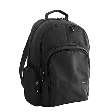 Frommer's Echo Laptop Backpack; Midnight Black
