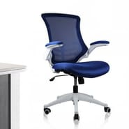 Manhattan Comfort High-Back Mesh Office Chair with Wheels