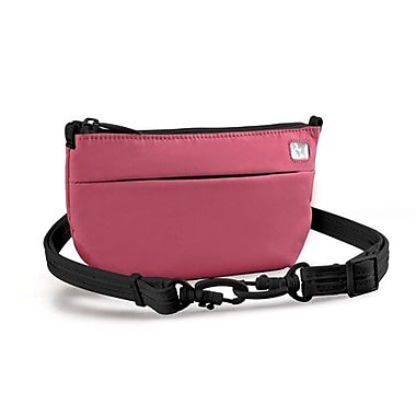 Pacsafe SlingSafe 75 GII Sling Purse and Hip Pouch; Berry