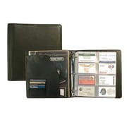 Bond Street Deluxe Leather Business Card Case