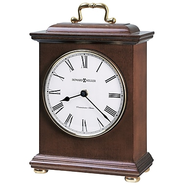 Howard Miller Tara Chiming Quartz Mantel Clock