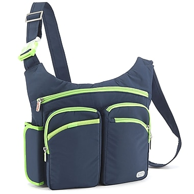 Lug Orange Label Shortstop Excursion Pack; Navy Blue