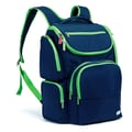 Lug Outfielder Backpack; Navy Blue