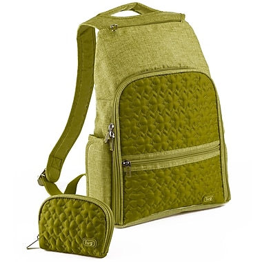 Lug Dodger Mini Backpack; Grass Green