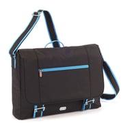 Lug Orange Label Messenger Bag; Midnight Black