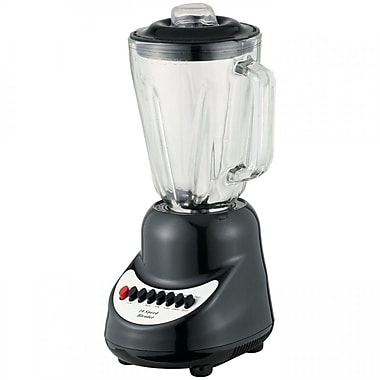 Brentwood 10-Speed Blender with Glass Jar